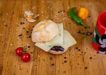 Mini sandwich Euskadi