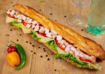 Sandwich fermier