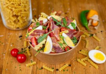 Salade de pâtes la Bahia