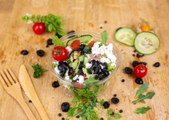 Petite Salade la Grecque