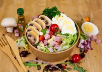 Salade verte La Parisienne