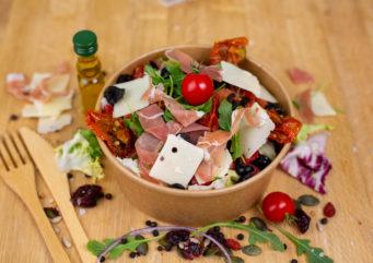 Salade verte La Parma