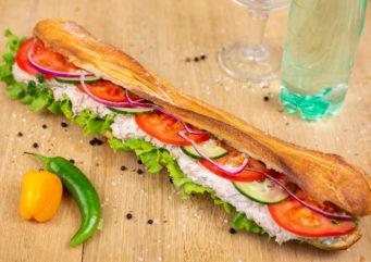 Sandwich Méditerranée