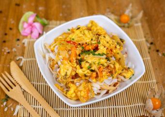 Plat Chaud Rice Noodles