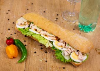 Sandwich Romulus